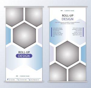 Roller Banners – Premium