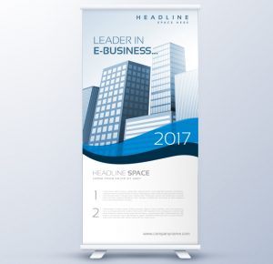 Roller Banners – Pull Up